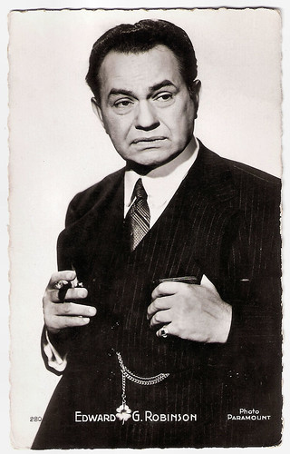 Edward G. Robinson in Double Indemnity (1944)