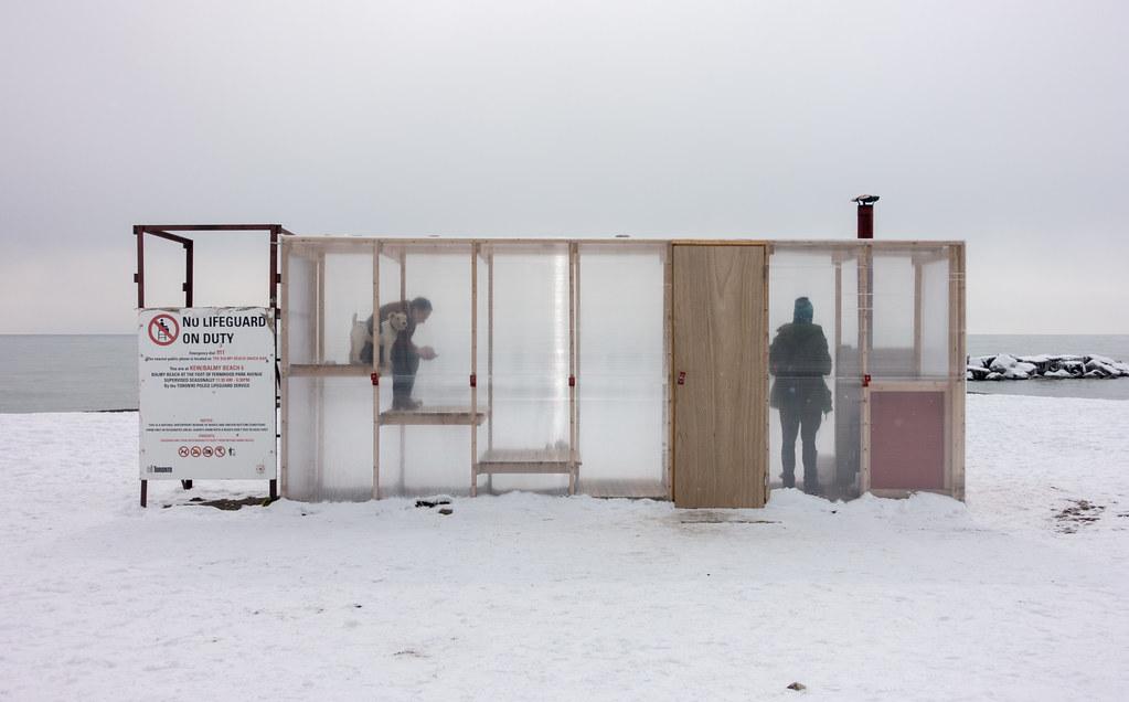 Station sauna
