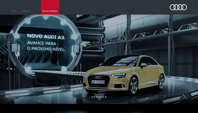 Audi A3 Sedan (Configurador Audi)