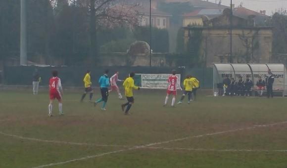 Giovanissimi Regionali Elite, Virtus Verona-Piovese 2-1