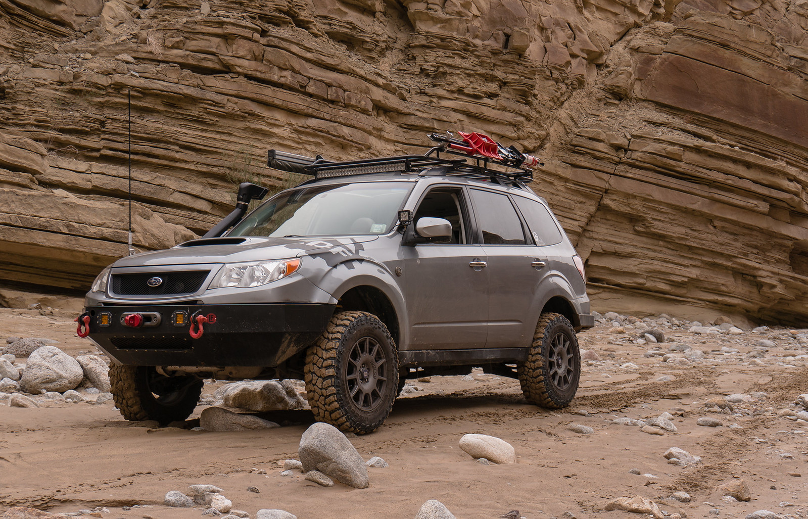 Subaru Forester Off Road >> ('09-'13) Overland Build Thread - Subaru Forester Owners Forum