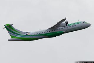 Binter Canarias ATR 72-600 (72-212A) cn 1359 EC-MOL