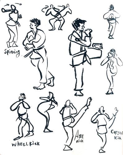 Sketchbook #101: Everyday Life