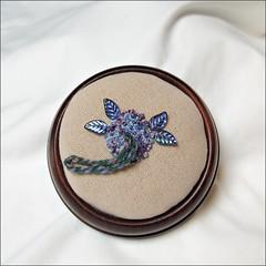 Hydrangea Pin Cushion