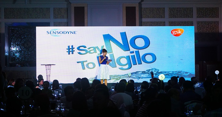"""Say NO to NGILO"" with the new Sensodyne Mouthwash  (2)"