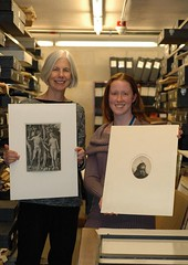 Boston Public Library prints found