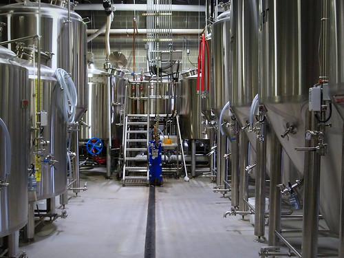 Ocelot brewhouse