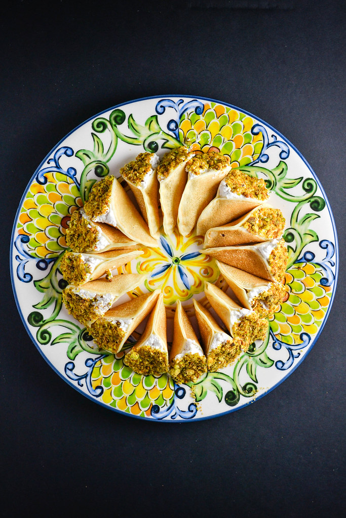 Atayef Asaferi, Arabic Pancakes {Secret Recipe Club} | Things I Made Today