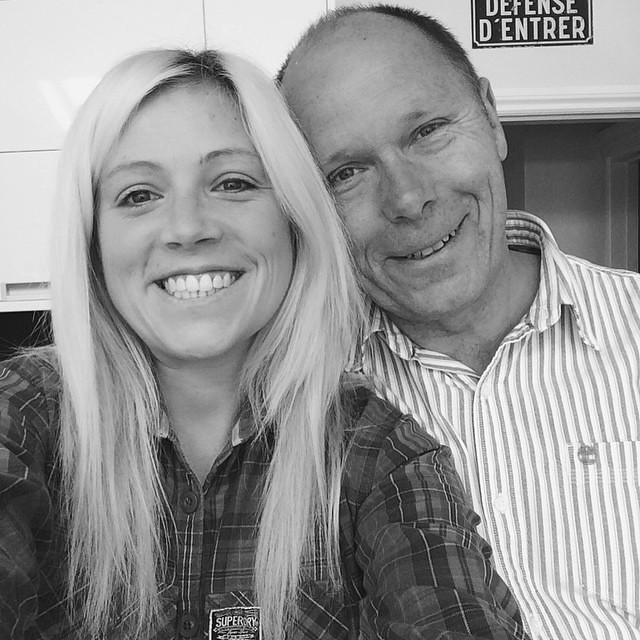 Happy Father's Day to my Dad, my total hero. Love my Dad so much. Always has the best advice and knows exactly the right thing to say. Was lovely to be able to spend the weekend with him and my Mum. {#fathersday #dadtime #daddytaps}