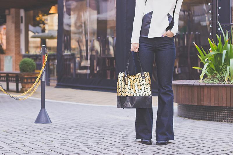 6-look com calça jeans flare naguchi jana taffarel