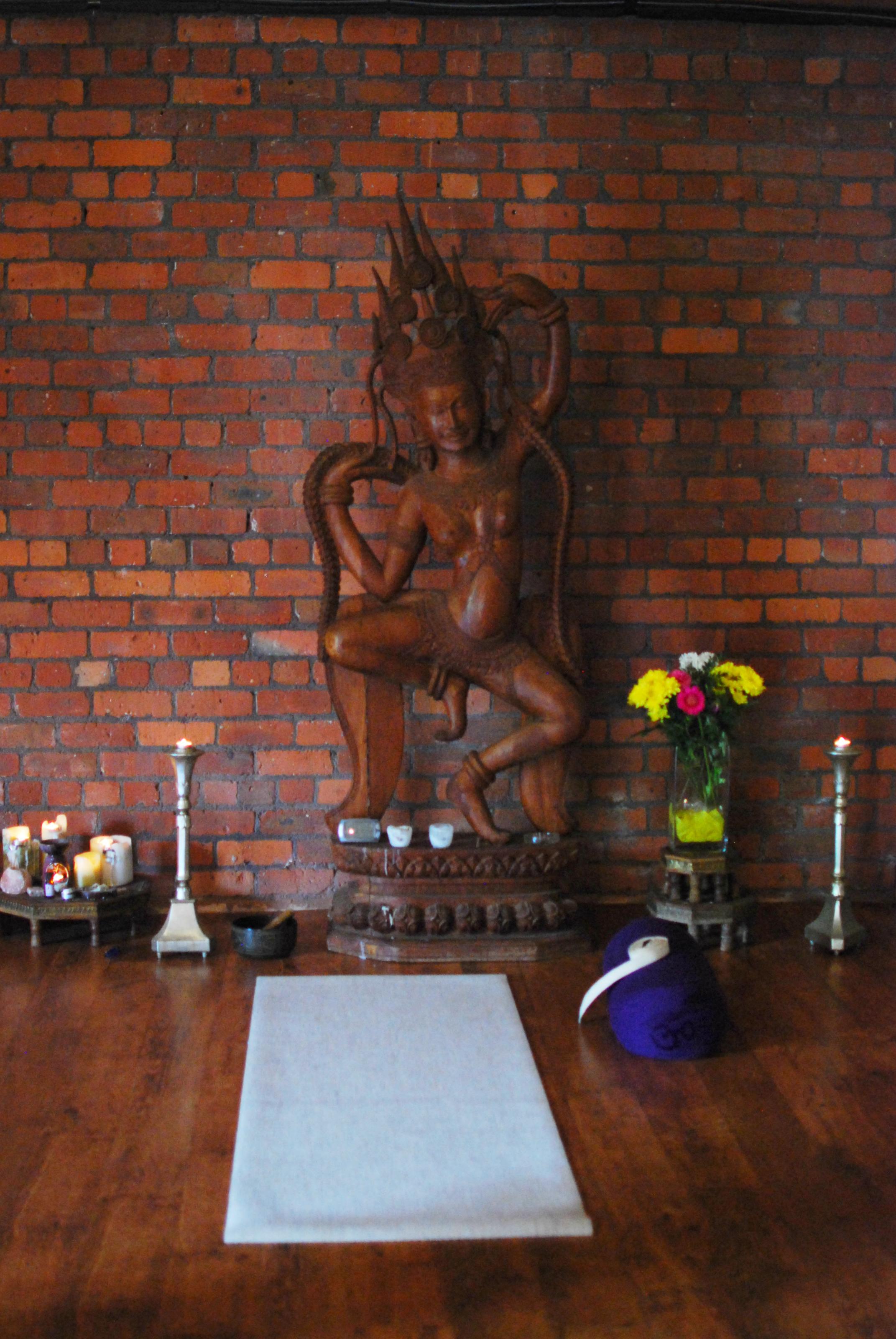 Yoga Manchester Central Yoga Studio