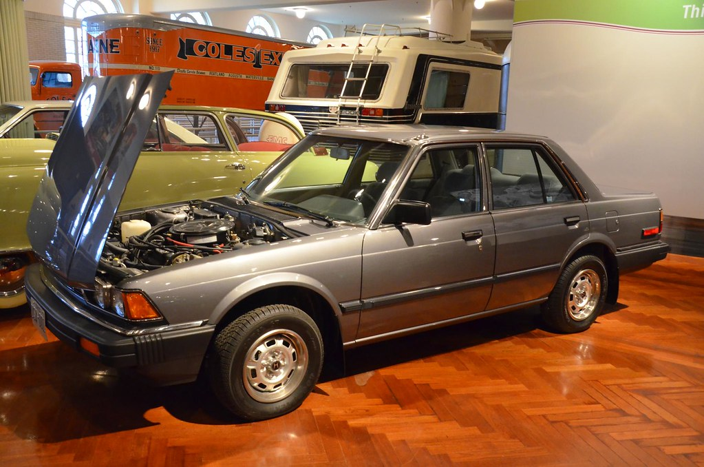 1983 Honda Accord Sedan (first US built car) - The Henry F… | Flickr