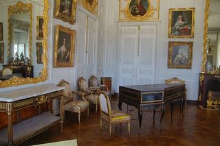 072 Kasteel van Versailles vrouwenvleugel