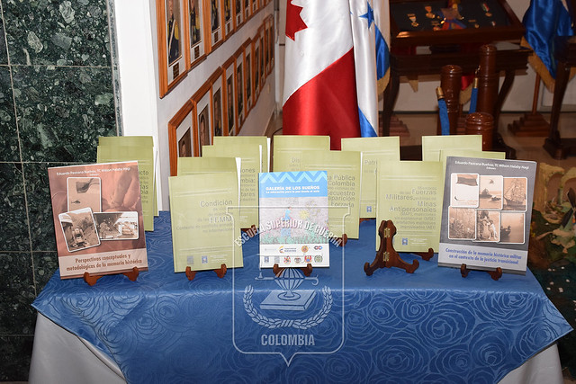Lanzamiento de Colección de Memoria Histórica