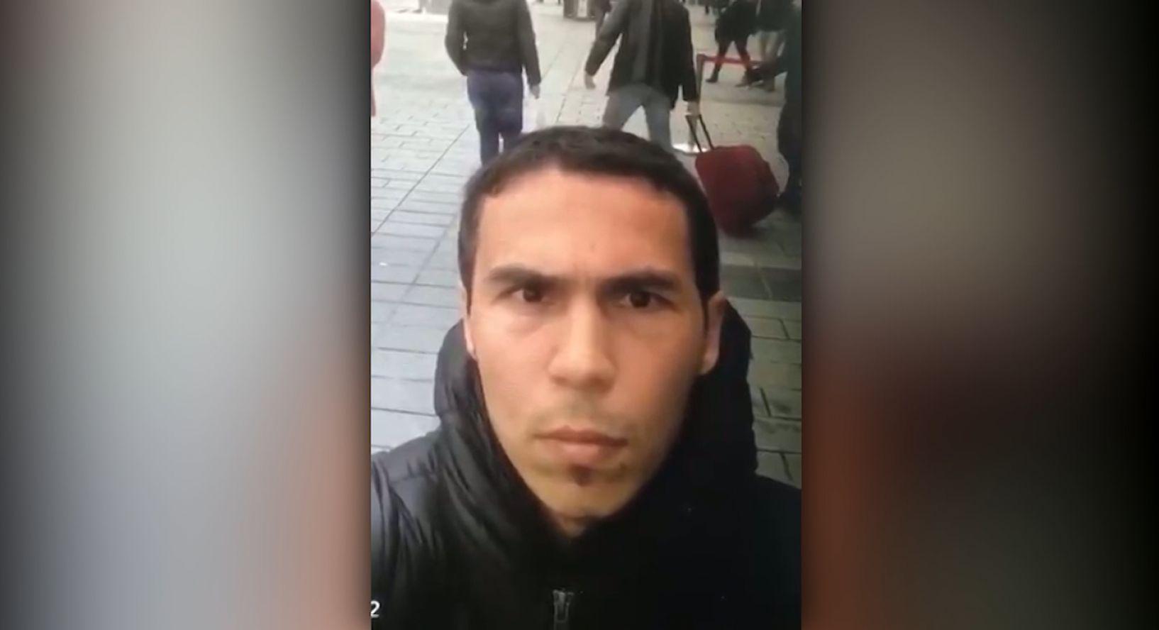 منفذ هجوم إسطنبول