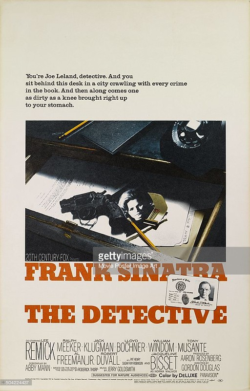 The Detective - Poster 3