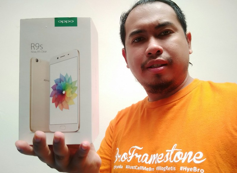 Review OPPO R9s - Harga RM1,798 di Malaysia