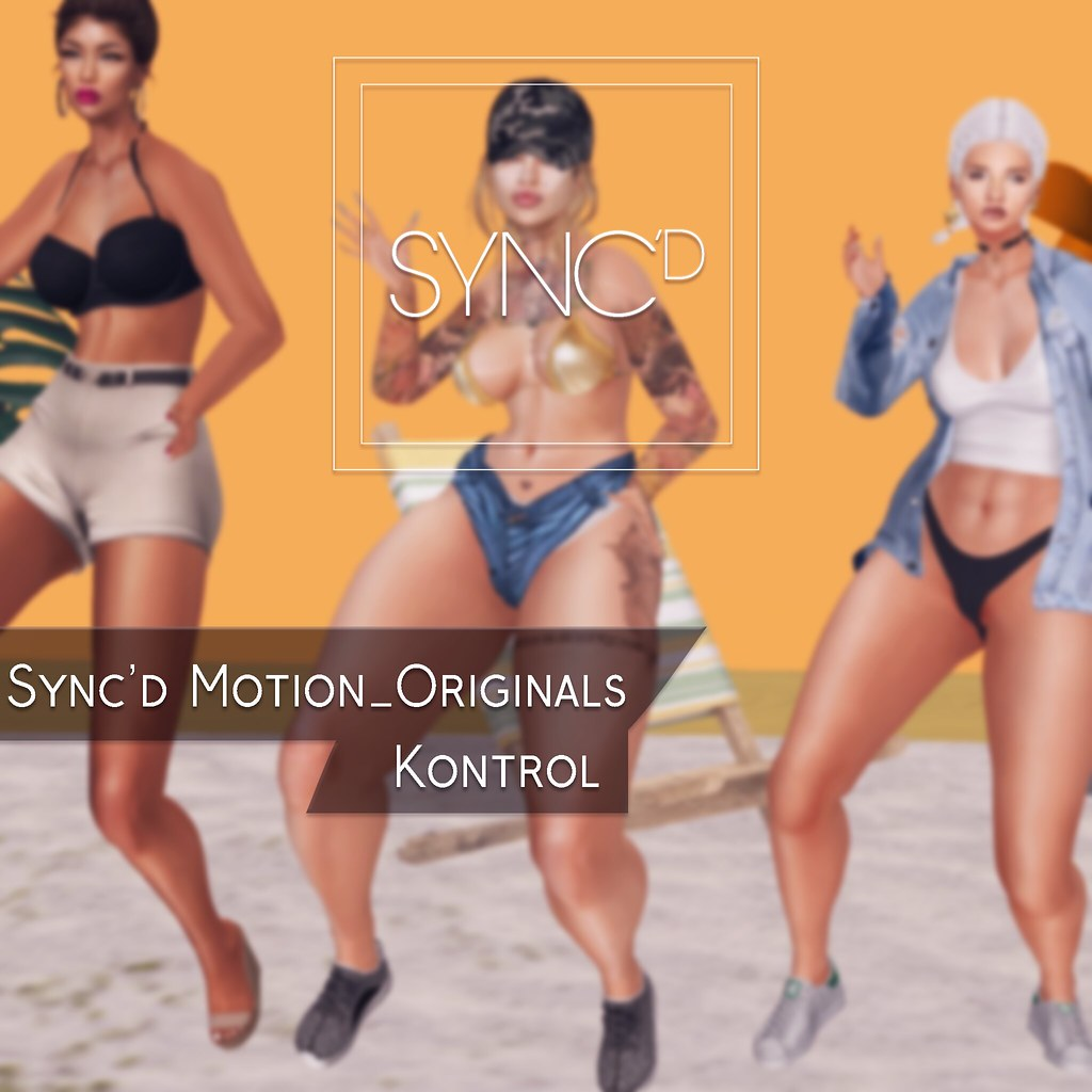 Sync'd Motion__Originals - Kontrol