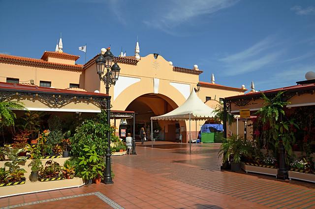 Mercado Nuestra Señora de Africa, Santa Cruz, Tenerife