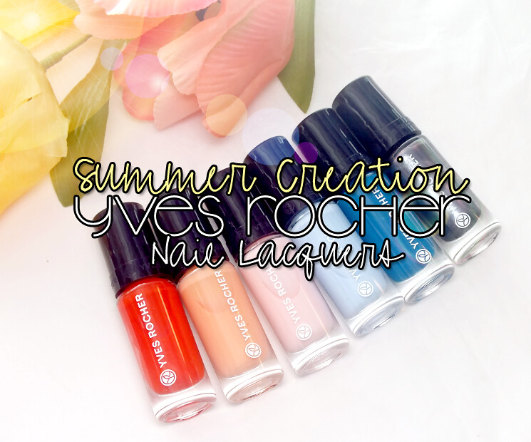 yves rocher summer creation 2015 nail lacquers (2)
