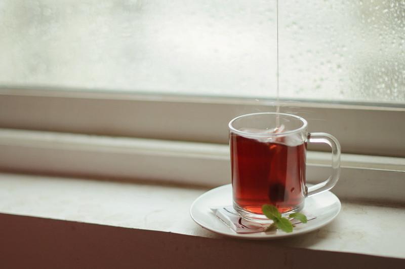 Day 136.365 - Tea Splash