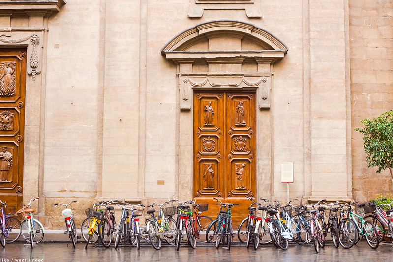 Bicycles, Santa Trinita