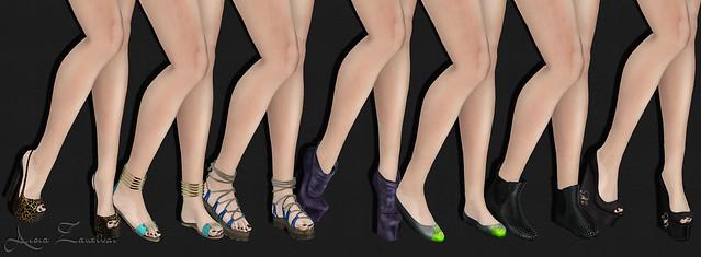 Gacha Shoes