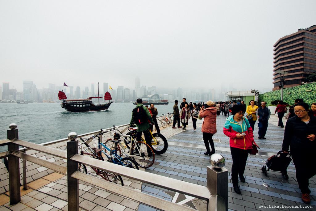 無標題  《假如讓我泊下去2 九龍中西篇》﹣香港市區單車位的幻想影集 18687298332 b50580416c o