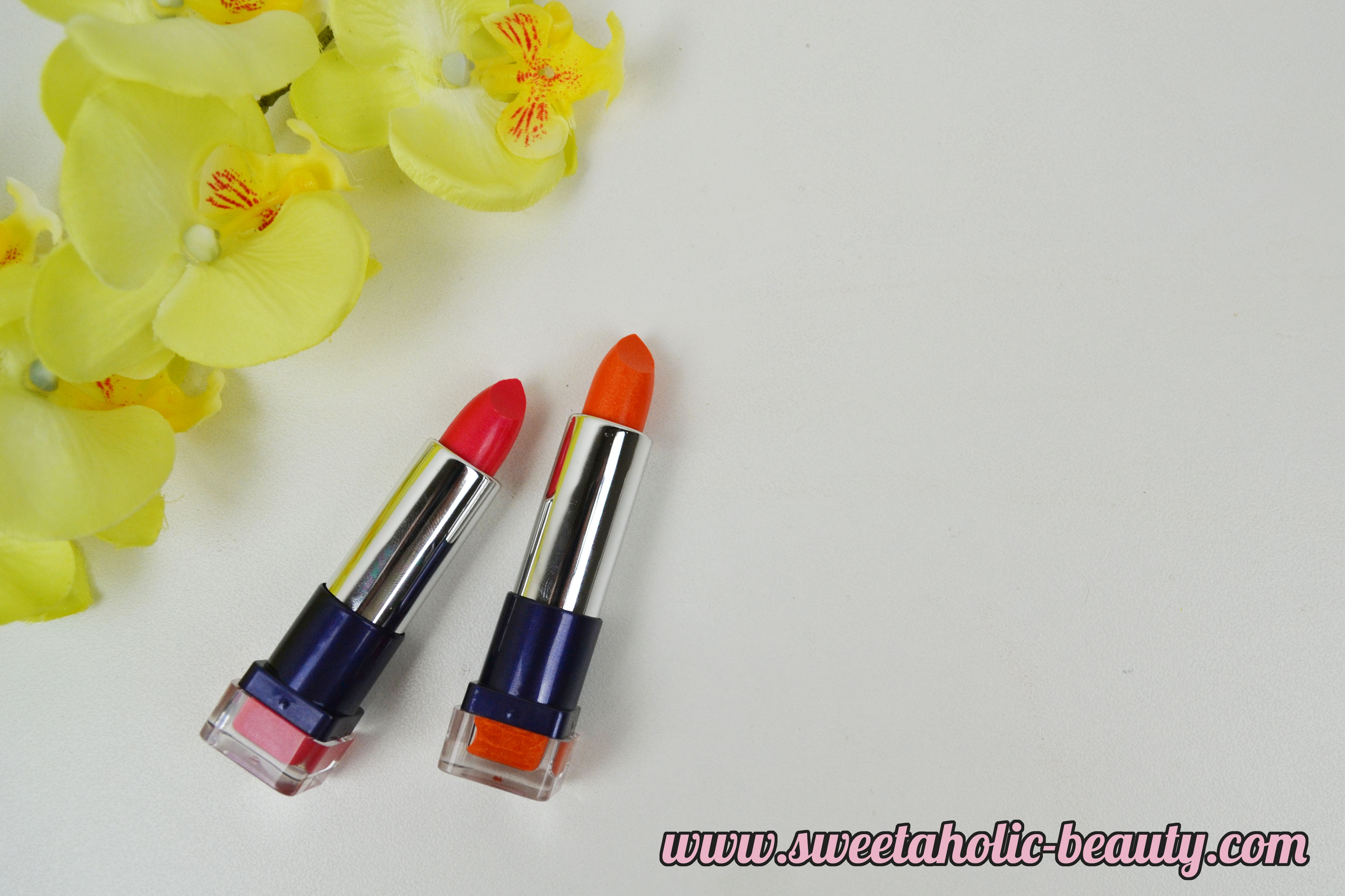 You by Sia Mineral Lipsticks Review & Swatches - Sweetaholic Beauty