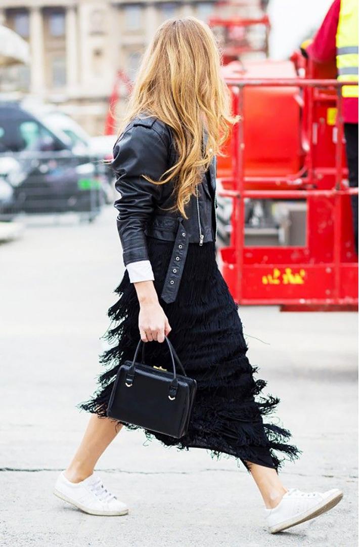 Maxi Skirt & Maxi Dress outfit inspiration11