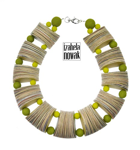Necklace by Izabela Nowak Design