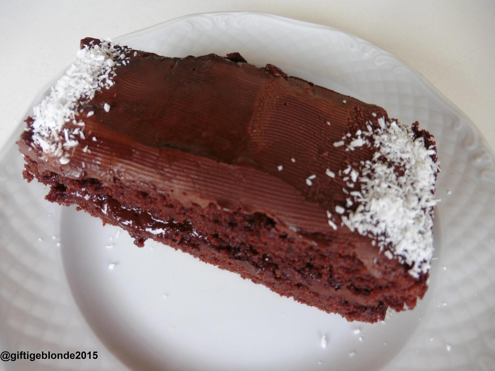 Schokoladekuchen ala Sacher