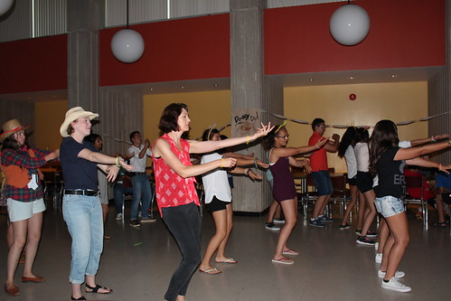 Cowboys and Cowgirls Disco | by Tamwood International Camps
