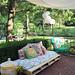backyard garden patio decor