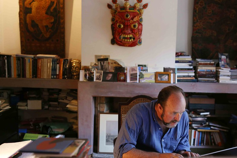 City Library – William Dalrymple's Books, Mira Singh Farm, South Delhi
