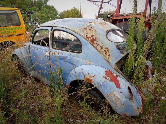 Volkswagen (Type 1) Beetle Export LHD 1949/50 (1)