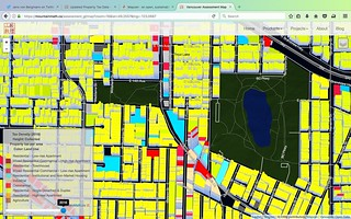 Vancouver tax density map 2006-2017 with time slider, $14/metre is our 10 unit townhouse condo, how about you? Screen Shot 2017-01-22 at 8.07.22 AM