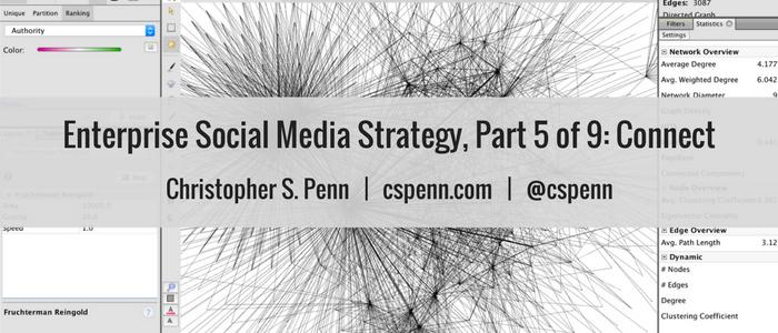 Enterprise Social Media Strategy, Part 5 of 9- Connect.png