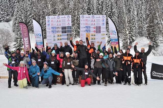 Marathon du Grand Bec - Les bénévoles