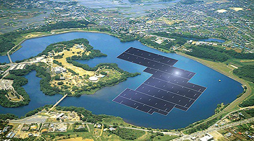 2025 global floating solar panel market reached 2.7 billion dollars
