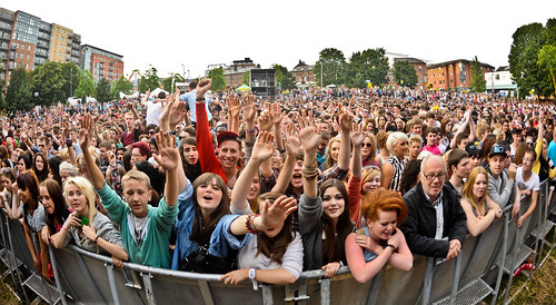 Crowds - Main Stage - Tramlines 2012 | by Tramlines Festival Official