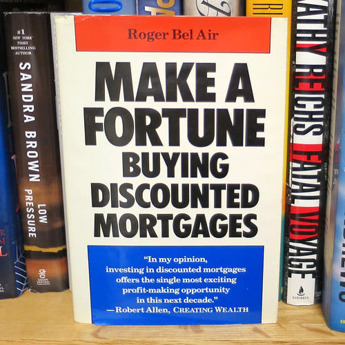 make a fortune buying discounted mortgages
