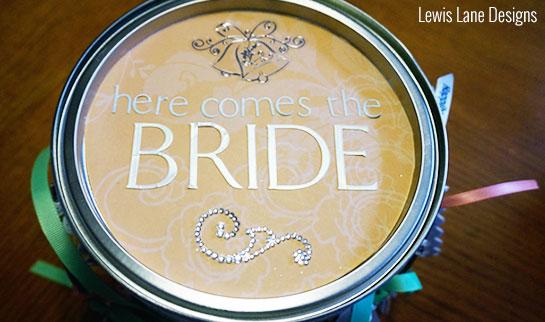 DIY Wedding Day Survival Kit by Lewis Lane
