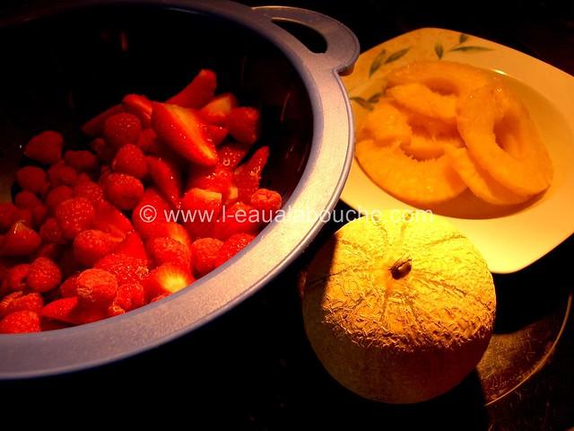 Coupe de Fruits au Mascarpone © Ana Luthi Tous droits réservés 0006