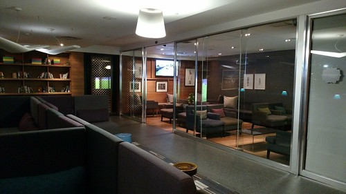 British Airways/Comair JNB Domestic SLOW Lounge | by BertoUCF