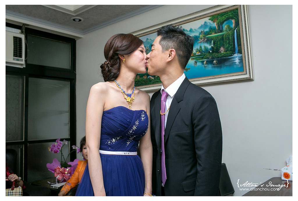 [婚攝] 麒瑋(黑哥) & 欣如 文定紀錄 // 宜蘭自宅