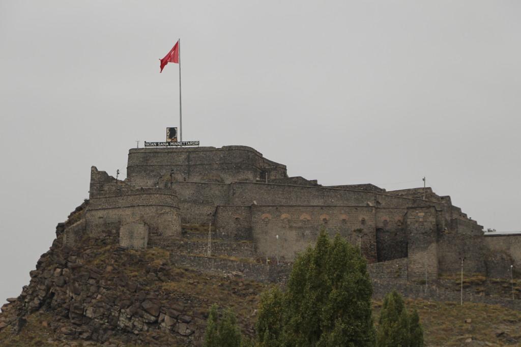 卡爾斯堡壘(Kars Citadel)