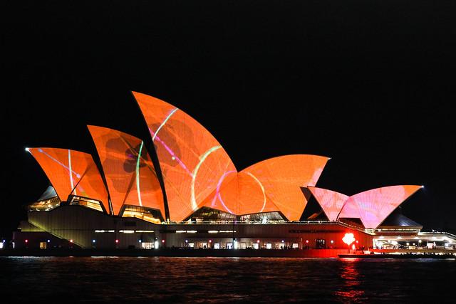 Opera House - Orange