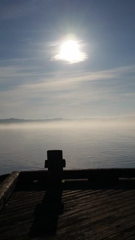 Foggy Sun - 20150701_060438