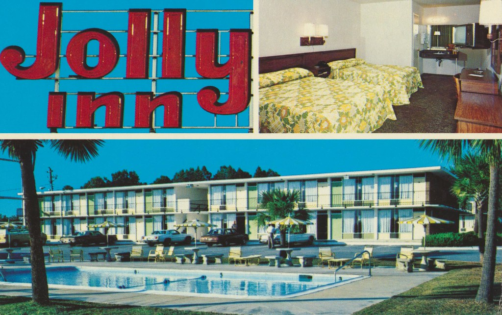 Jolly Inn Motel - Valdosta, Georgia